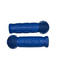 Rubber Handgrips Navy Blue (set)