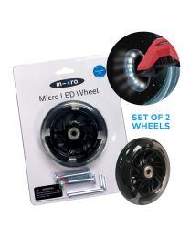Micro LED Wheel Maxi Micro 120mm Set
