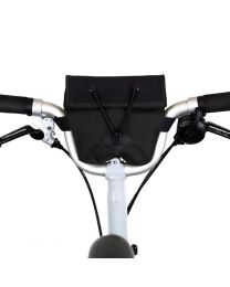 BROMPTON M & H BAR BAG - BLACK