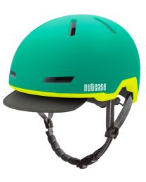 Nutcase Tracer Aurora Green Matte Small/Medium