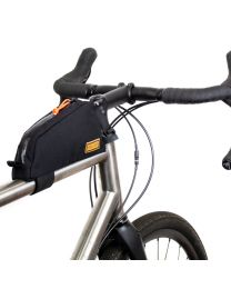 TOP TUBE BAG - Black