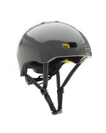Street Suit and Tie Stripe Matte Reflective MIPS Helmet S