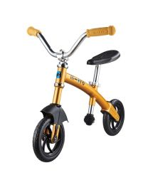 G-Bike Chopper Deluxe Geel