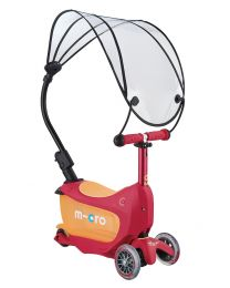Micro Mini 2Go Deluxe Canopy Ruby Rose
