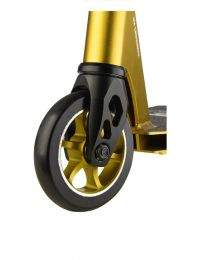 MX Wheel 110mm gold/black