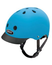 Nutcase Supersolid Bay Blue Matte Medium