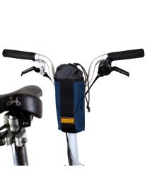 CITY BIKE STEM BAG - NAVY